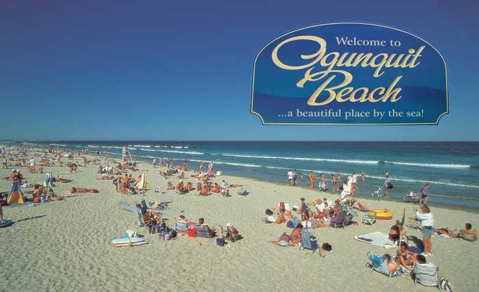 Ogunquit Beach!