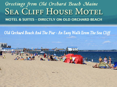 Our Section Of Old Orchard Beach