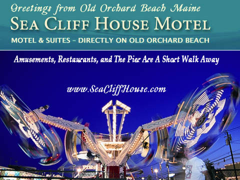 Amusements And Fun Of Old Orchard Beach