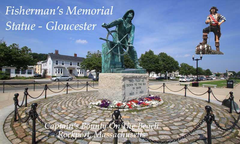 Fisherman Statue - Gloucester